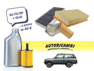 offerta kit filtri auto promozione olio motore omaggio autoricambi bartolucci