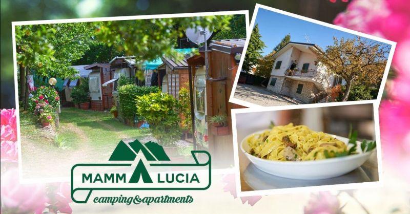 Offerta il miglior campeggio vicino lago di Garda - Occasione appartamenti vacanza San Zeno di Montagna