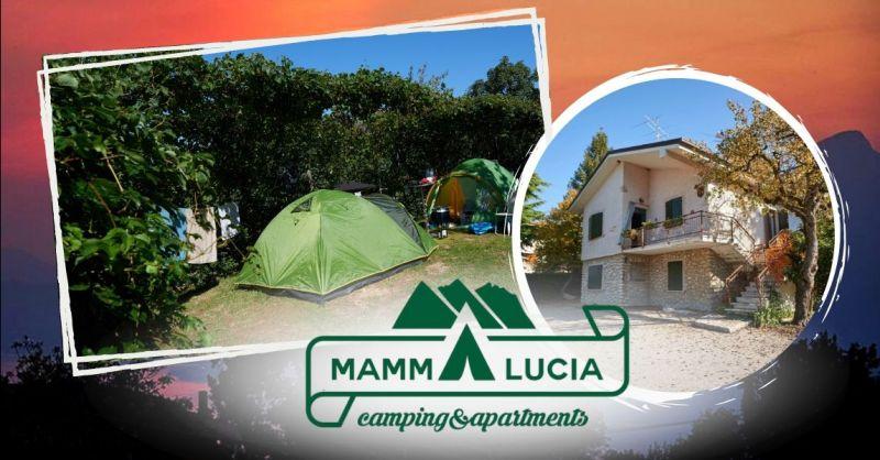 Occasione campeggio che accetta animali San Zeno di Montagna - Offerta pizzeria con vista lago di Garda