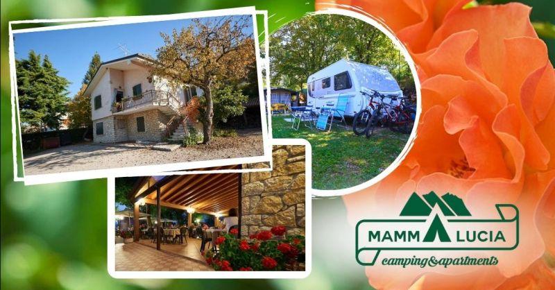 Promozione pernottamento casa vacanza - Occasione campeggio che accetta cani San Zeno di Montagna