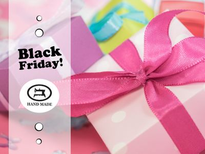 offerta black friday hand made promozione sconti regali natale hand made