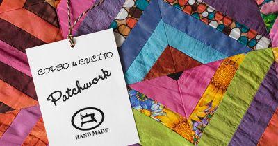 offerta corso cucito patchwork promozione creare accessori partchwork hand made ragusa