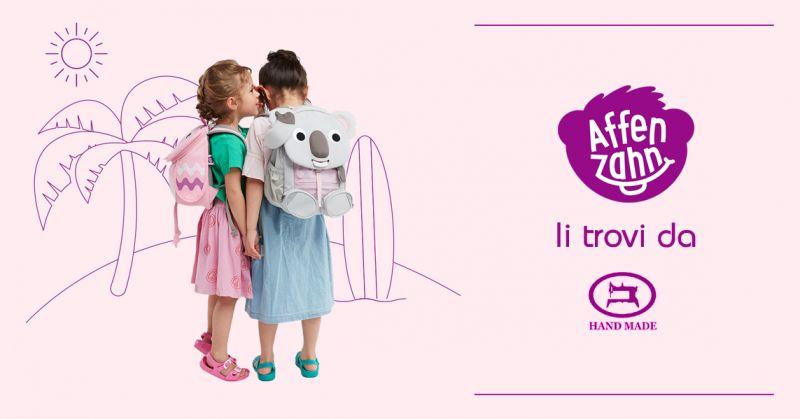 offerta zainetti animali affenzahn - vendita zainetti bimbi per la scuola