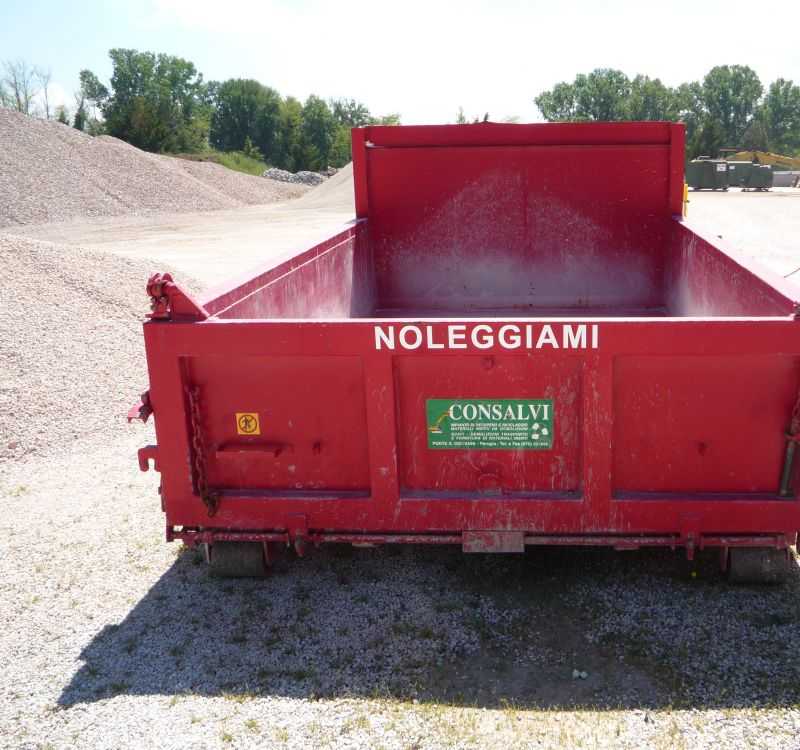 CONSALVI offerta noleggio cassoni Deruta - Offerta noleggio cassoni per rifiuti edili Deruta