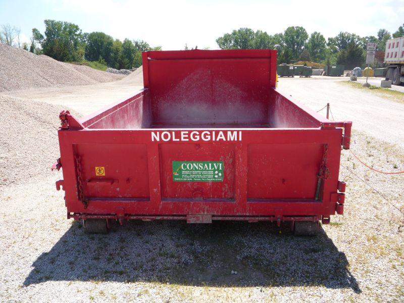 Offerta Noleggio cassoni Perugia - Promozione cassoni per rifiuti edili Perugia - Consalvi