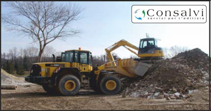 consalvi offerta ritiro materiali edili - occasione recupero materiali da demolizioni perugia