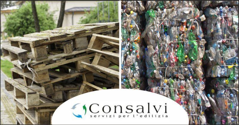 CONSALVI SNC offerta ritiro materiali edili da demolizione Cannara
