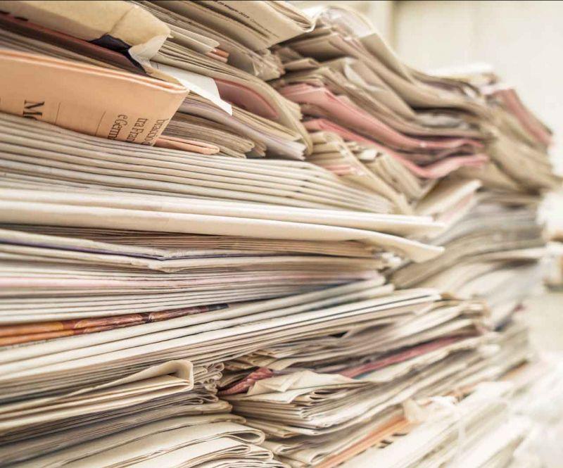 CONSALVI offerta ritiro carta Umbertide - Offerta smaltimento carta Umbertide