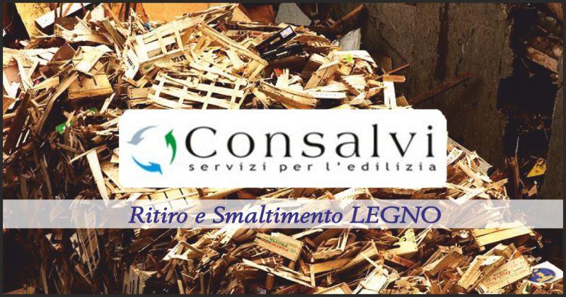 consalvi offerta centro raccolta legno - occasione ritiro e smaltimento legno perugia