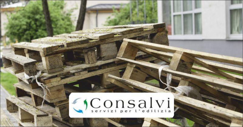 consalvi offerta riciclo materiali - occasione riutilizzo materiale perugia