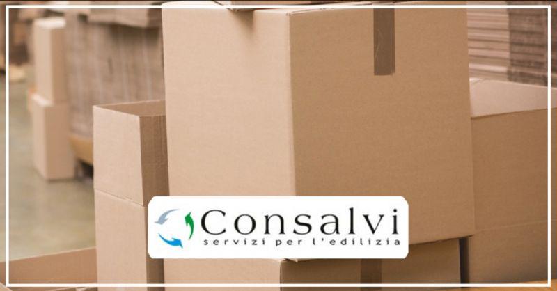 consalvi offerta recupero materiali edili - occasione ritiro cemento assisi