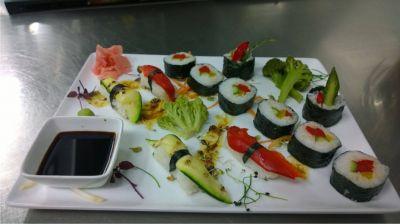 promozione cena sushi offerta cena mare mama ristorante