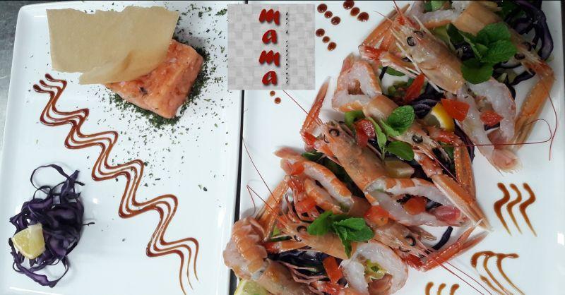 offerta ristorante sushi e pesce crudo Catiglione della Pescaglia - RISTORANTE MAMA