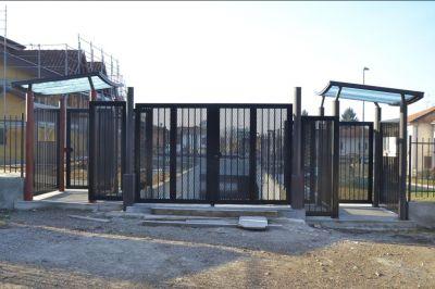 offerta realizzazione cancelli balaustre tettoie promozione parapetti recinzioni milano
