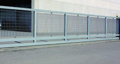 offerta realizzazione porte cancelli industriali commerciali occasione installazione cancelli