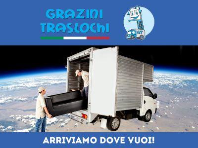 offerta trasporti promozione trasporti locali e nazionali agenzia grazini traslochi