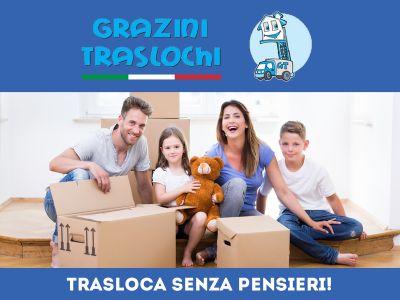 offerta traslochi locali promozione traslochi nazionali grazini traslochi roma