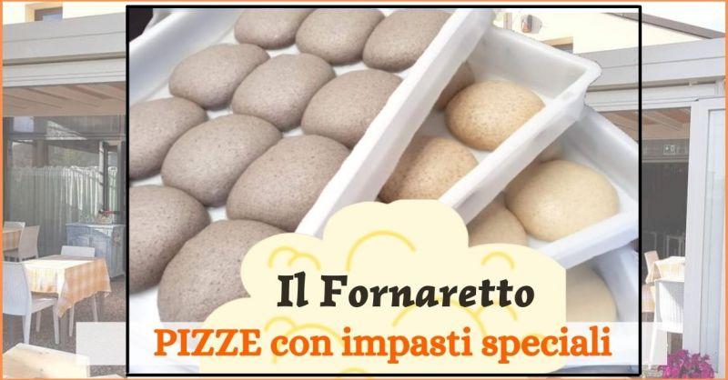 promozione pizze con farina di grano Khorasan e farine speciali - IL FORNARETTO