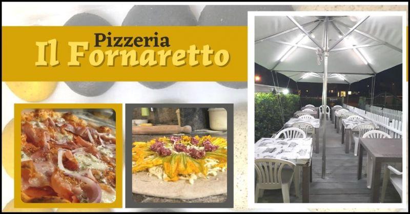 occasione pizzeria con veranda esterna e giardino Pisa - IL FORNARETTO di Giuliani Antonio