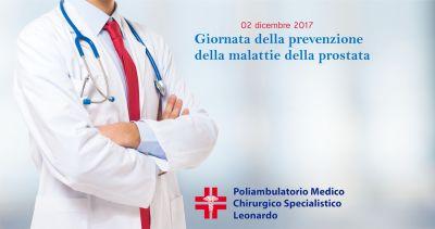 promozione visita urologica offerta esami diagnostici poliambulatorio leonardo