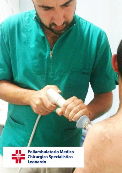 offerta terapia con onde durto tendinopatia spalla occasione tecarterapia riabilitazione
