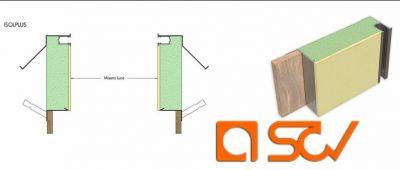 offerta produzione spalle monoblocco promozione vendita spalle coibentate per serramenti