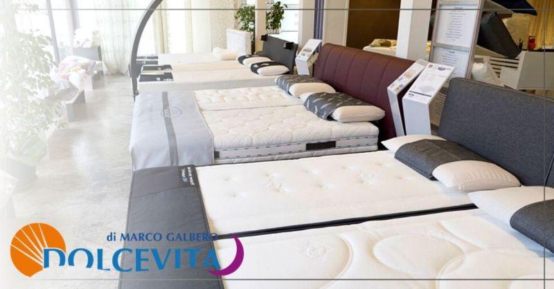 DOLCEVITA - Promozione vendita materassi a molle indipendenti insacchettate Verona