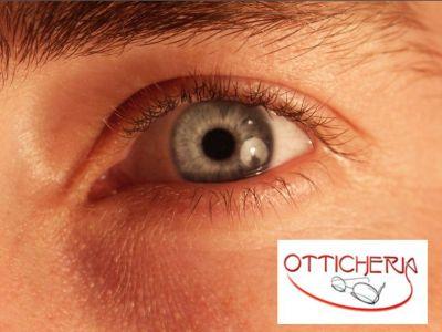 offerta vendita lente a contatto manutenzione lenti a contatto verona otticheria snc