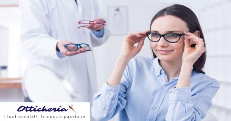 OTTICHERIA offerta occhiali da vista a Verona - occasione negozio di occhiali a Verona