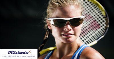 otticheria offerta vendita occhiali tecnici sportivi occasione controllo della vista a verona
