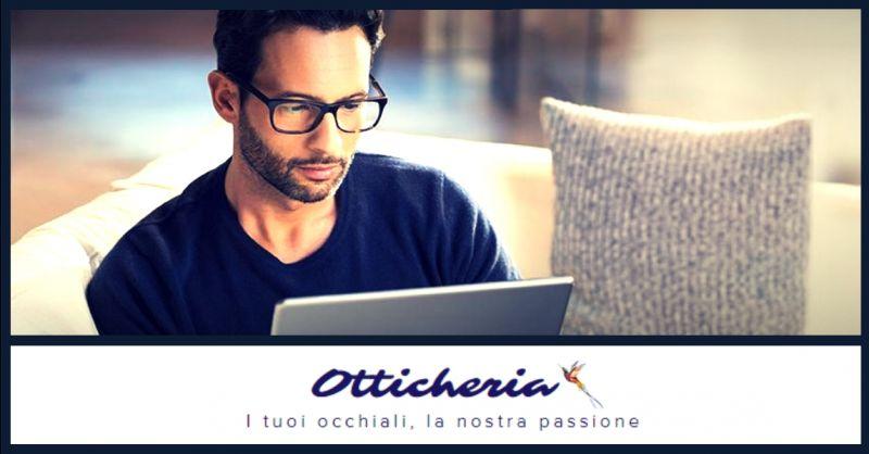 offerta vendita occhiali per computer Verona - occasione acquisto occhiali protezione luce blu