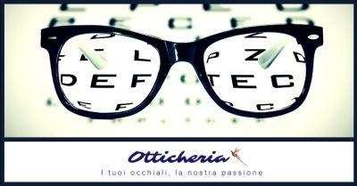 offerta servizio esame della vista verona occasione vendita occhiali di marca mexx verona