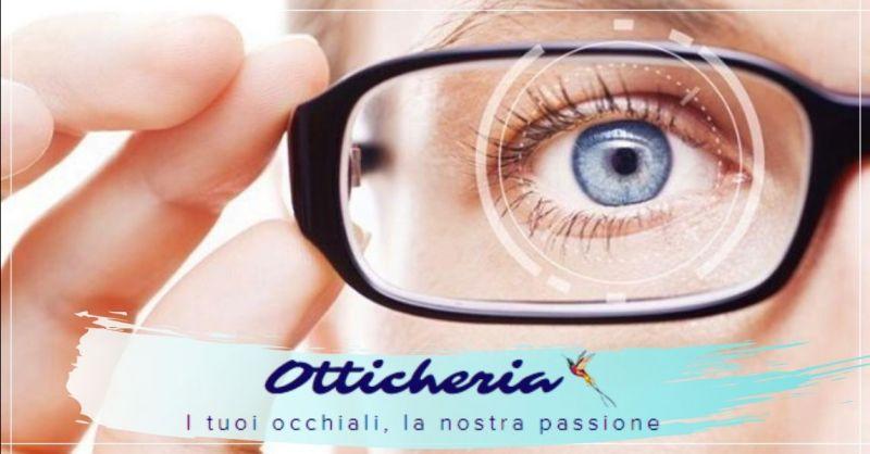 Promozione test esame della vista Verona - Occasione vendita lenti a contatto dei migliori marchi Verona