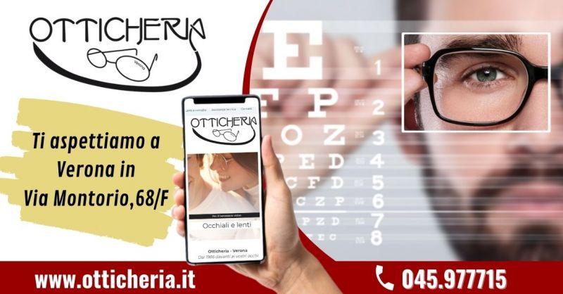 Offerta centro ottico con Lenti Miyosmart Verona - Occasione migliori lenti a contatto multifocali