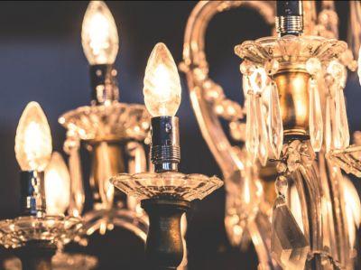 offerta lampadari in cristallo como promozione arredamento classico como lampexport