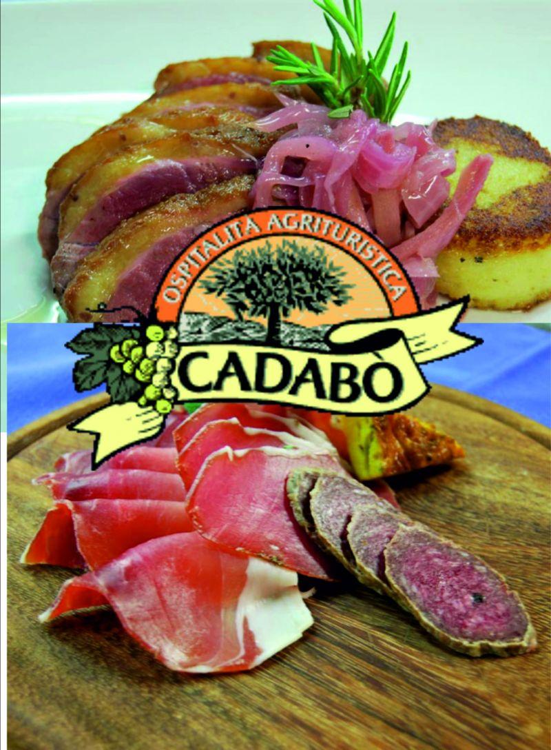 offerta ristorante agriturismo jesi offerta piatti tipici salumi formaggi cadabo jesi