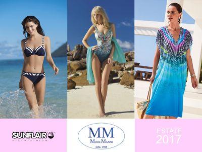 offerta costumi sunflair promozione moda mare sunflair mode manni