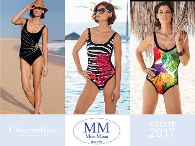 offerta costumi da bagno charmline promozione moda mare charmline mode manni