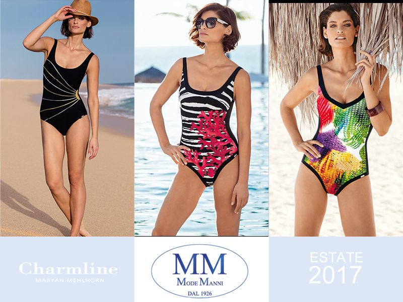 molto carino fe992 d3645 offerta costumi da bagno charmline promozione moda mare ...