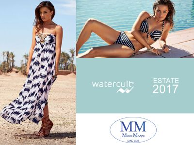 offerta costumi da bagno watercult promozione beachwear watercult mode manni