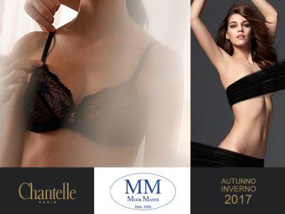 offerta intimo chantelle promozione nuova collezione chantelle mode manni