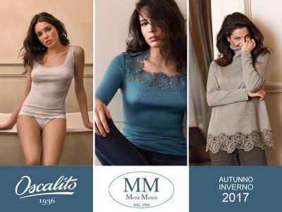 offerta maglieria oscalito promozione collezione autunno inverno oscalito mode manni