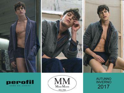 offerta pigiami perofil promozione pugiami uomo mode manni
