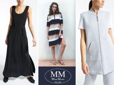 offerta abbigliamento primavera estate donna maxmara leisure mercuriali zanetti