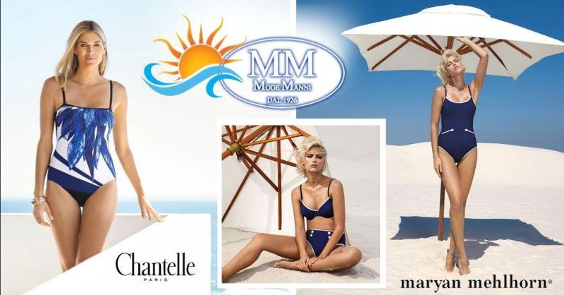 Offerta vendita costumi da bagno donna Chantelle Terni - Occasione bikini donna Maryan Mehlhorn Terni