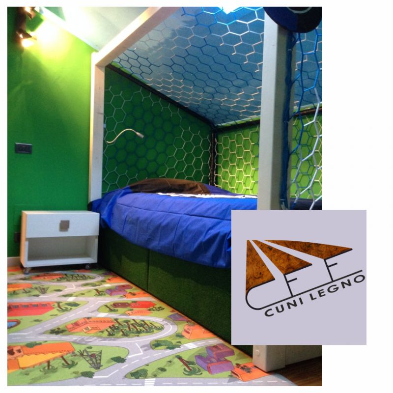 CUNI LEGNO offerta camere da letto su misura - promozione camerette a progetto