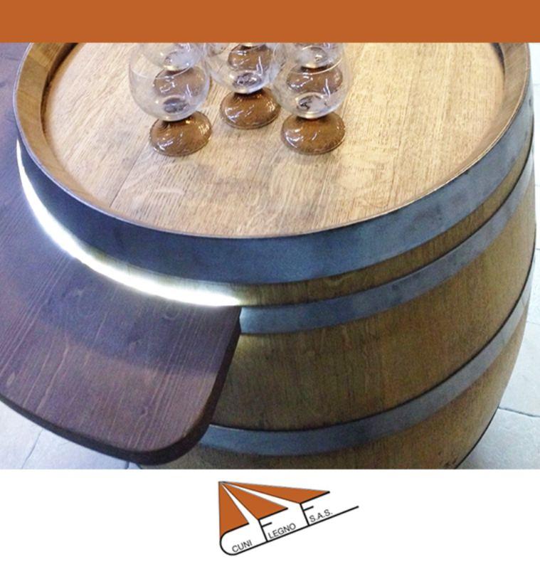 CUNI LEGNO offerta realizzazione mobili su misura in legno – progettazione arredamento