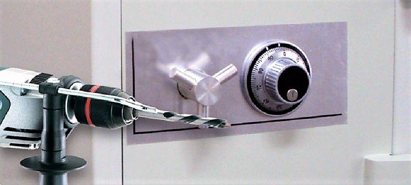 offerta vendita installazione cassaforte a muro - occasione casseforti combinazione elettronica