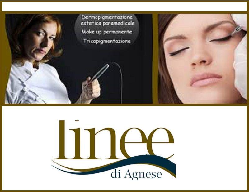 LINEE DI AGNESE Offerta Dermopigmentazione estetica paramedicale - Promozione visita gratuita