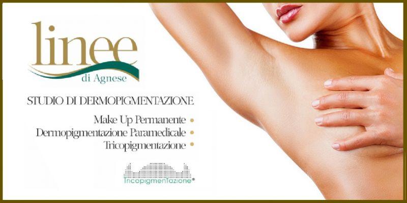 LINEE DI AGNESE promozione trattamento applicazioni make up permanente Narni Terni